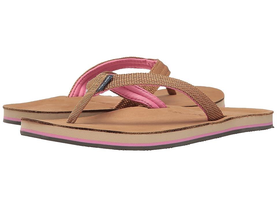 hari mari Scouts (Tan/Shell Pink) Women