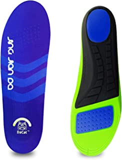 Sports Insole III - Professional Basketball Insoles // Firm Arch Supports Shoe Insoles Shock Absorption and for Various Strenuous Exercise(Running, Playing Basketball and Hiking)