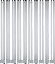 Sunlite FT40DL/835/RS/10PK Compact Fluorescent 40W Twin Tube Light Bulbs, 3500K Neutral White Light, 2G11 Base, 10 Pack