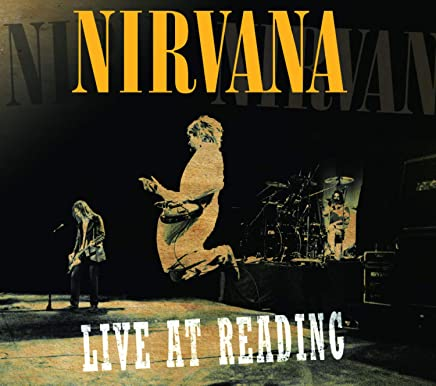 LIVE AT READING (2LP) - NI