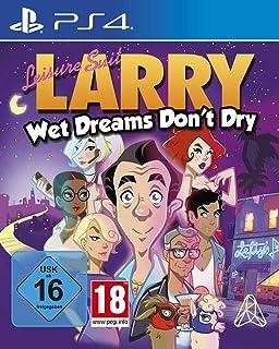 Leisure Suit Larry - Wet Dreams Don't Dry (PlayStation PS4)