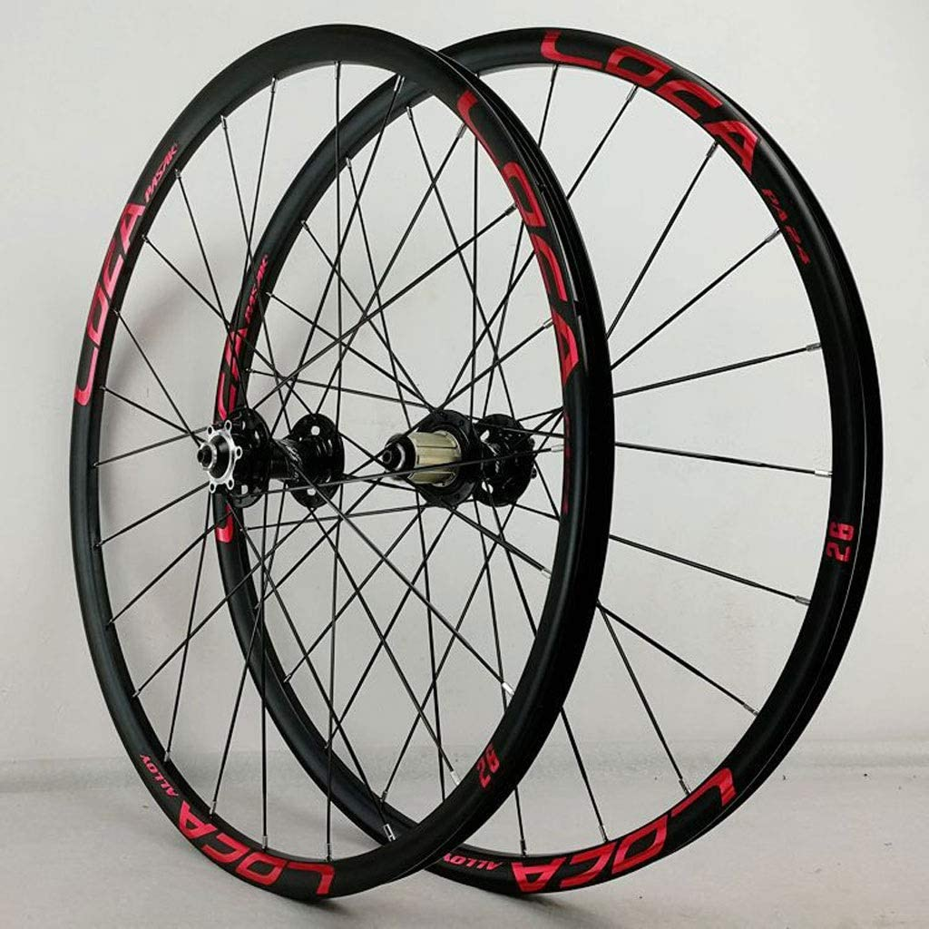 Mountain Bike Denver Mall Wheel Set Disc Year-end gift Brake Alloy Sand 26