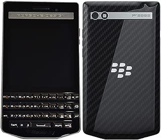 BlackBerry Porsche Design P9983-64GB, 4G LTE, En-Ar Keyboard, Black