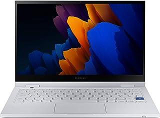 Samsung Galaxy Book Flex2 5G Intel Core i5 - 13.3 Inch 2-in-1 Touchscreen Laptop - Silver (UK Version)