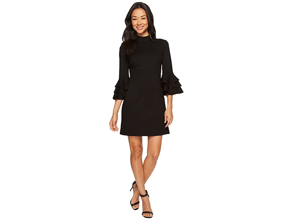 Trina Turk Dylan 2 Dress (Black) Women