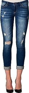 DEAR JOHN Women's Joyrich Harvey Ankle Skinny Jeans