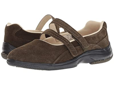 Propet Twilight (Olive Suede) Women