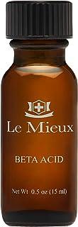 Le Mieux Beta Acid - Salicylic & Lactic Acid Clarifying Solution, Exfoliating Face Toner for Oily, Blemish Prone Skin and ...