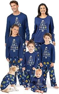 Star Wars Christmas Pajamas - Matching Christmas PJs for Family, Blue