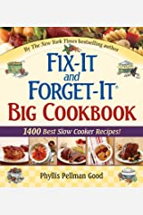 Fix-It and Forget-It Big Cookbook: 1400 Best Slow Cooker Recipes! Kindle Edition