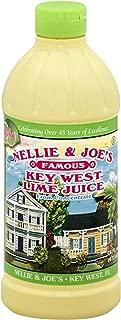 Nellie & Joe's, Key West Lime Juice, 16 oz