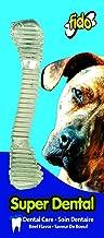 "product image for Fido Super Dental Dog Bones, Small 4-3/8"""
