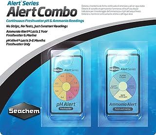 Seachem Combo Ph + Ammonia Alert Aquarium Test Kit