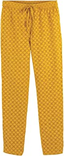 La Redoute Collections Womens Broderie Anglaise Cigarette Trousers, Length 28