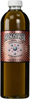 MesoSilver ® 20 ppm Colloidal Silver, 500 mL/16.9 Oz