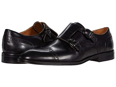 Bruno Magli Anzio (Black Calf) Men