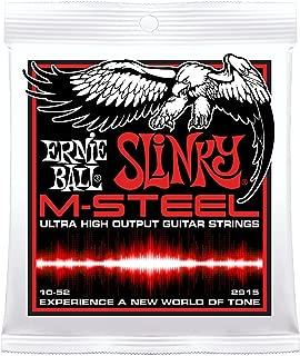 Ernie Ball M-Steel Skinny Top-Heavy Bottom Set, .010 - .052