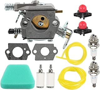 Allong Carburetor for Poulan Chainsaw 1950 2050 2150 2375 Wild Thing 2375LE WT-891 WT-324 C1U-W8 C1U-W14 545081885 530069703