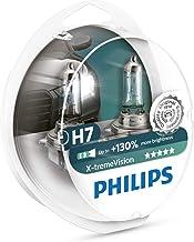Philips 12972XV+S2 Lámpara Halógena para Coche H7, 55 W,