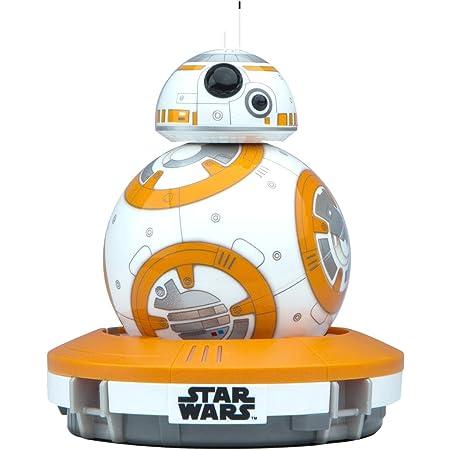 Sphero スター・ウォーズ エピソード7(スター・ウォーズ/フォースの覚醒) BB-8 (ドライブ / ホログラム機能) BB-8 App-Enabled Droid by Sphero [並行輸入品]