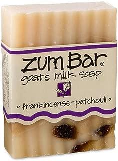 Frankincense Patchouli Zum Bars Multipack (3 Count) by Indigo Wild