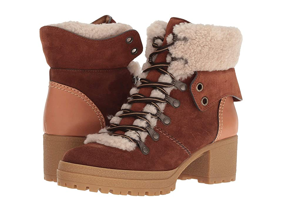 See by Chloe SB31121A (Brown Natural Calf) Women
