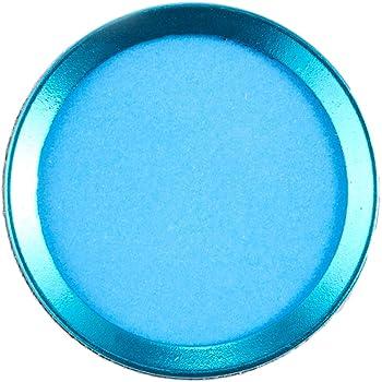 オウルテック 指紋認証機能対応 ホームボタンシール ブルーフレーム/ブルー