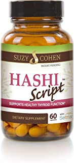 HashiScript Thyroid and Immune Support Formula with Catalase and Glutathione - by Suzy Cohen