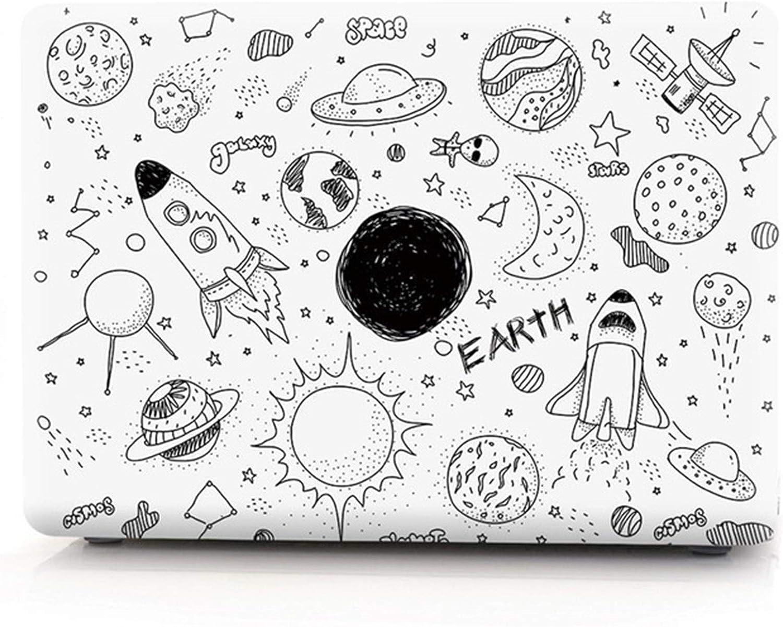 Color : Matte White, Size : for matebook D15 JINXIUS Glitter Cute Case Space Astronaut Matte Clear Cover for Huawei Matebook D14 D15 2020 Case Funda Carcasa