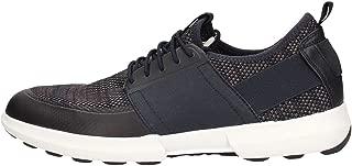 Geox Men's Nebula Knitted Casual Sneaker