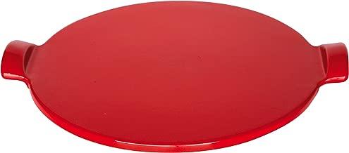 Emile Henry Unisex Flame Top Pizza Stone Rouge