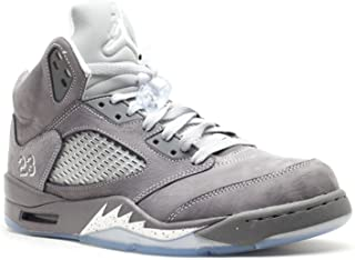 6010d74a06bb Air Jordan V (5) Retro (Light Graphite   White-Wolf Grey)