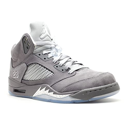 AIR Jordan 5 Retro Wolf Grey - 136027-005
