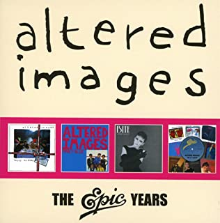 Altered Images - Epic Years