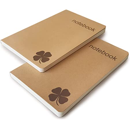 NB027292 Notepads /'Frog On Lily Pad/' A5 Ruled Notebooks