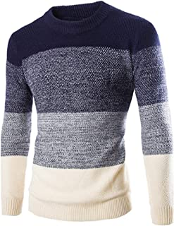colorful striped sweater mens