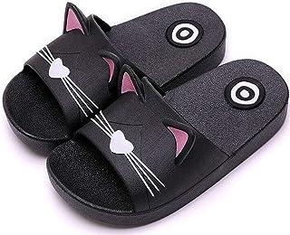 Chaussons Mules Garçon Sabots Tongs sandales femmes plates Fille Pantoufles