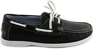 Chaussures décontractées pour homme en similicuir à lacets - Tailles 36 à 44