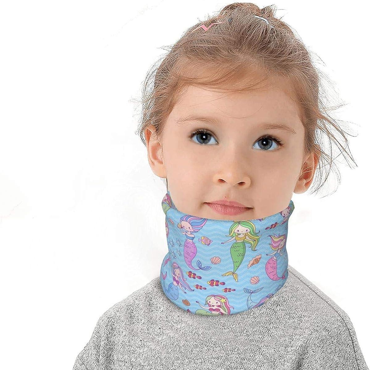 Cute Teddy Bear Kids Winter Fleece Cheap bargain Gaiter Outlet SALE C Neck Bandanas Warmer
