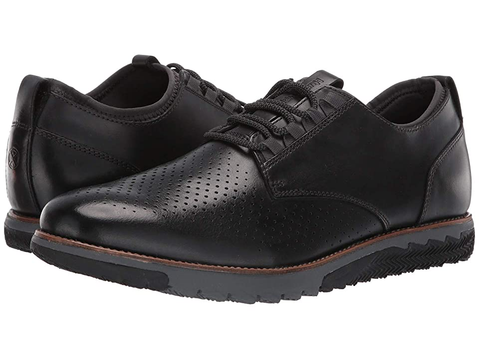 Hush Puppies Expert Perf Oxford (Black Leather) Men