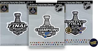 2019 Stanley Cup Final Champions St Louis Blues Jersey Patch