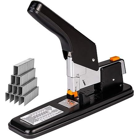 Amazon Basics Heavy-Duty Stapler, 210 Sheets
