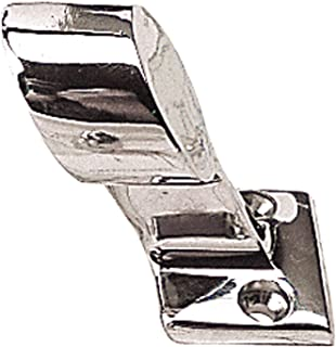 Sea Dog 286566-1 Hand Rail Fitting,  60° End-Right Hand