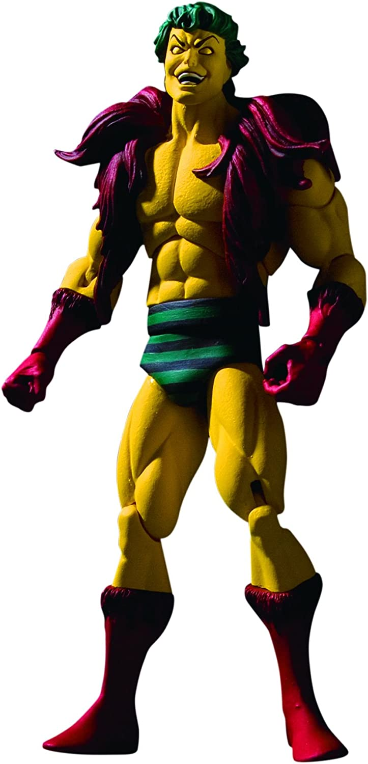 The History of the DC Universe  Series 2 Creeper Action Figure