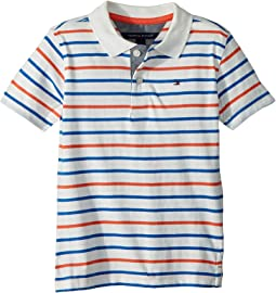 Stripe Polo (Toddler/Little Kids)