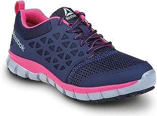 Sublite, Women's, Athletic Style Slip Resistant Soft Toe Work Shoe