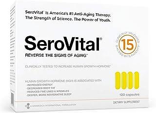 SeroVital-HGH 120 caps, Human Growth Hormon AntiAging Formula