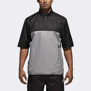 adidas Golf Climastorm Provisional Short Sleeve Rain Jacket