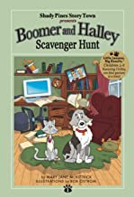 Boomer and Halley Scavenger Hunt Discover Rewards by Working Together