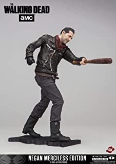 McFarlane- The Walking Dead Figura Negan w/Lucille,